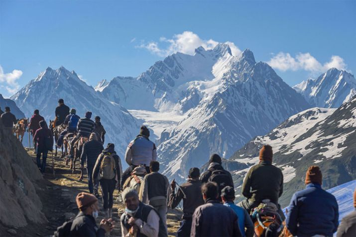 Amarnath Yatra 2020 Step by Step Guide and Registration Process