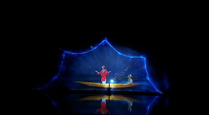 Musical Fountain Laser Show Kashmir Package
