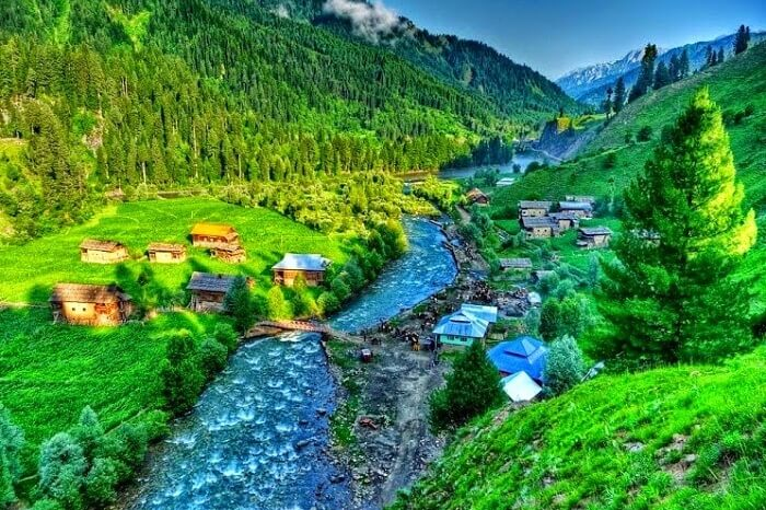 Summer in Kashmir