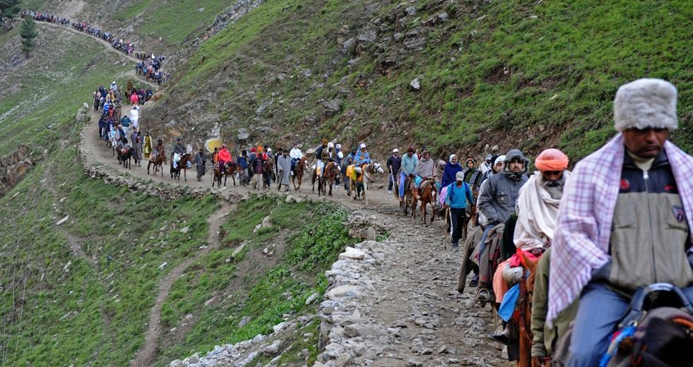 How To Reach – Amarnath Holy Cave